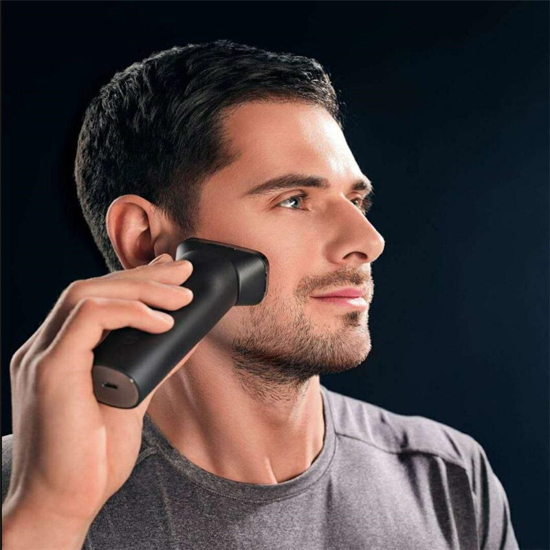 Electric Reciprocating Razor, 5 Heads, 15000 Rpm, C-type Charging, Waterproof, All-round Floating enlarge