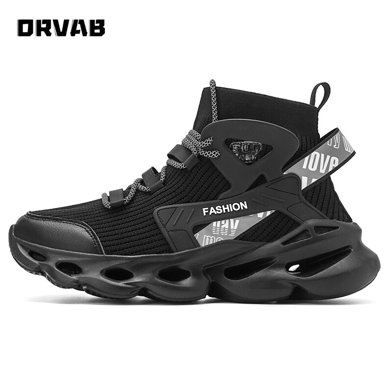 Athletic Shoes for Men High Quality Brand Fashion Men Sneakers Casual Lightweight Comfortable Breath