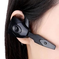 business bluetooth headset with microphone rechargeable long standby driving car high sensitivity handsfree wireless headphones
