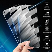 Закаленное защитное стекло 3 шт. для Huawei P20 Pro P30 P40 Lite P10, Защита экрана для Huawei P smart 2019 2020 Z, стеклянная пленка