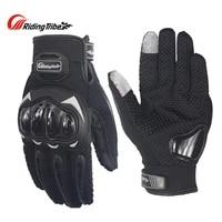 pro biker men guantes moto motorcycle racing gloves motocross off road enduro full finger riding gloves size m l xl 3 color