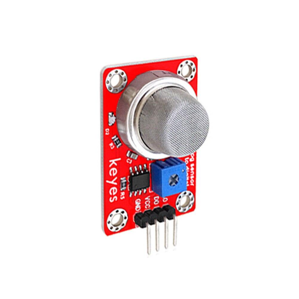 Mq135 durável para arduino detecção de gás perigoso módulo portátil dispositivo sensor de qualidade do ar placa alta sensível mini agregado familiar