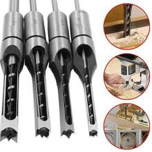 Perforateur trou 6/8/9.5/12.7mm couleurs aléatoires livraison Cutter outil de forage charnière forets pratique HSS outils rotatifs menuiserie