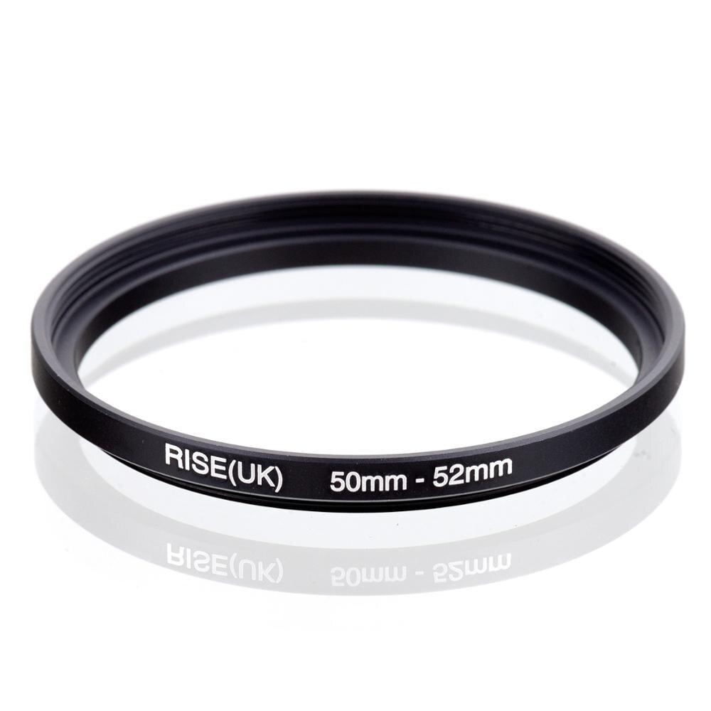 RISE (UK) 50 мм-52 мм 50-52 мм от 50 до 52 повышающее кольцо-адаптер