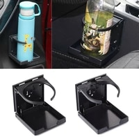 adjustable car cup holder folding drink support bottle cup stand car vehicle traval water glass rack auto interior accessories