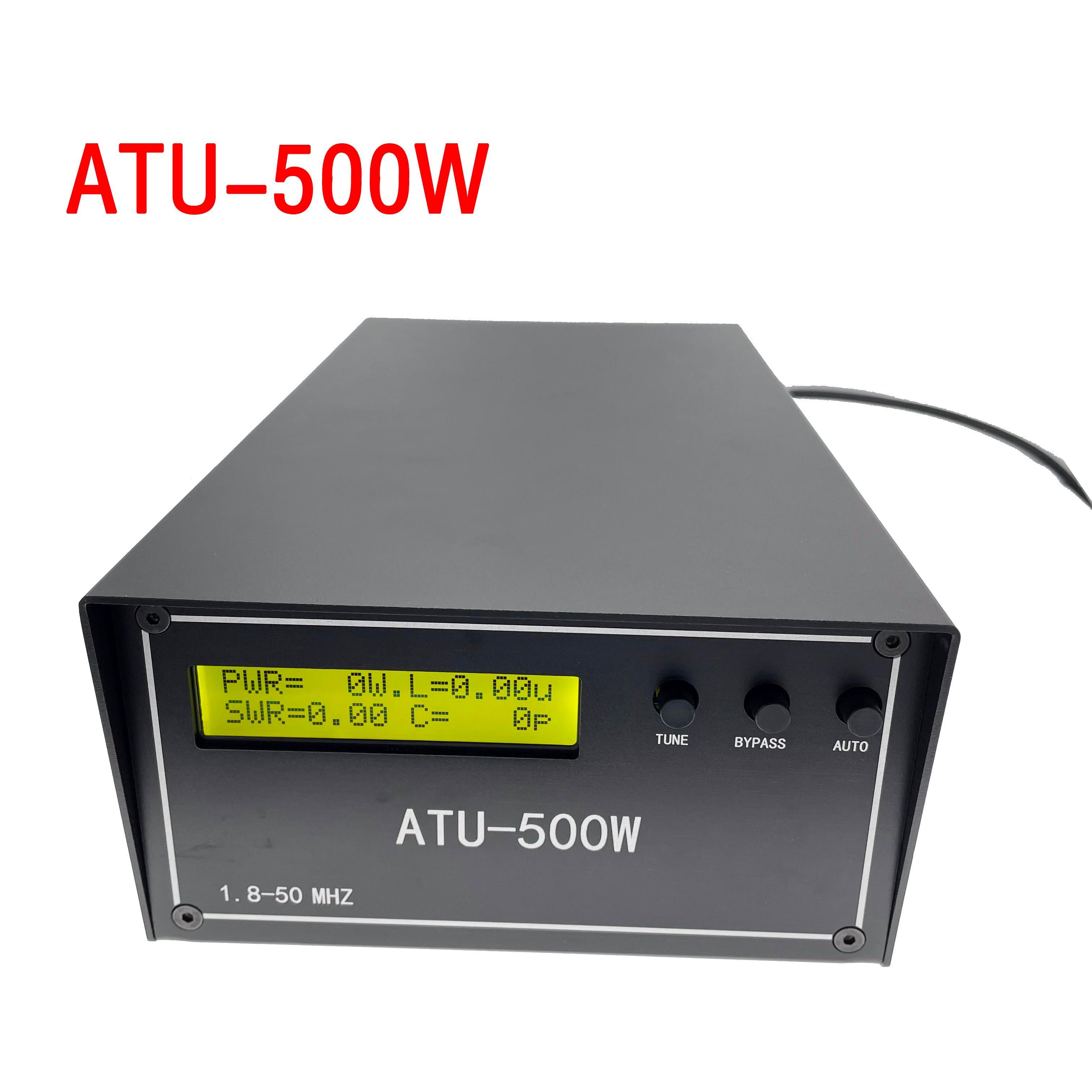 ATU-500W ATU500 التلقائي هوائي موالف ATU-500 N7DDC