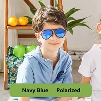 kocotree children fashion sunglasses polarized lenses sun glasses for children uv400 protection brand kids eyewear with box