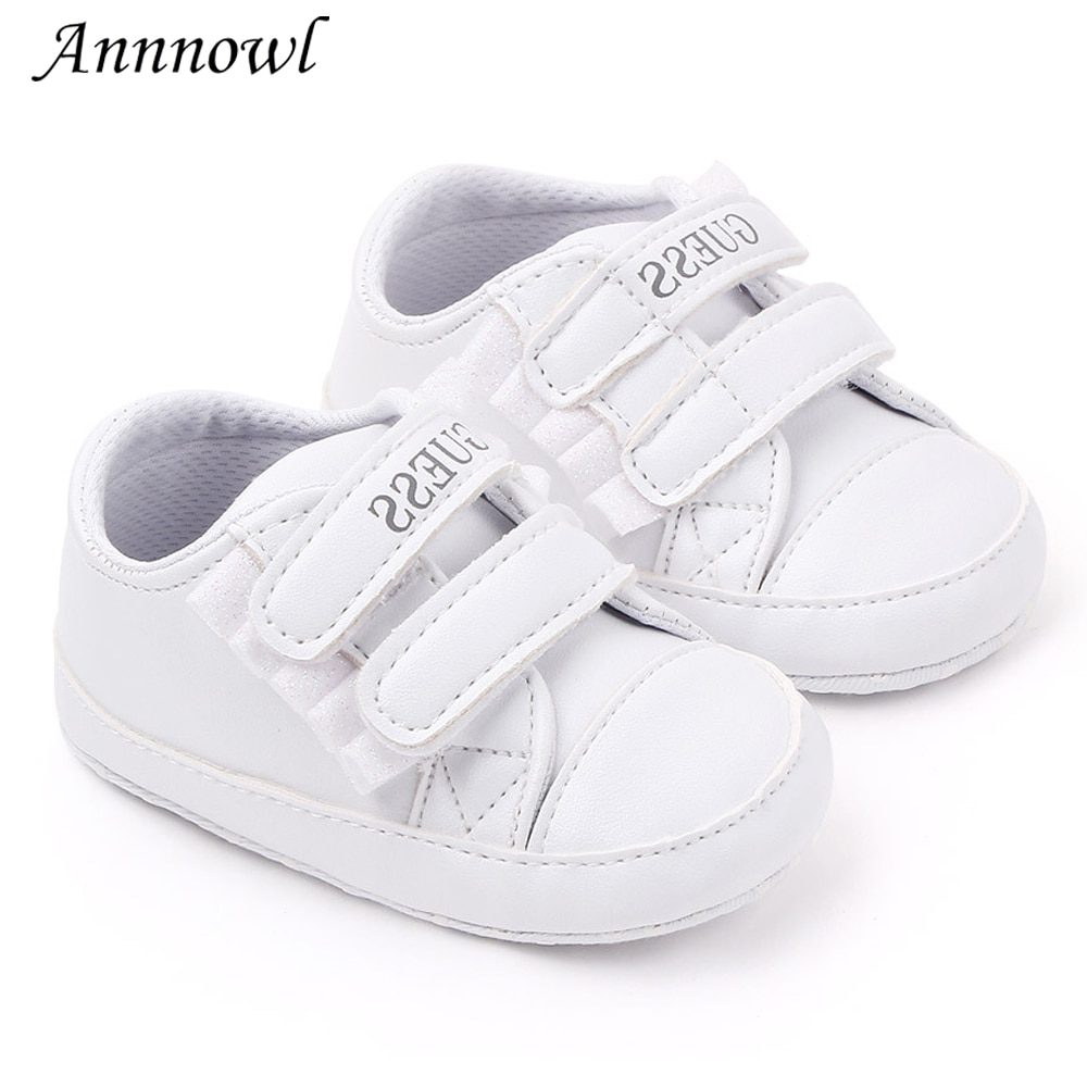 Fashion Brand Newborn Baby Girl Soft Sole Sneakers Shoes for 1 Year Old Boy Footwear Toddler Infant