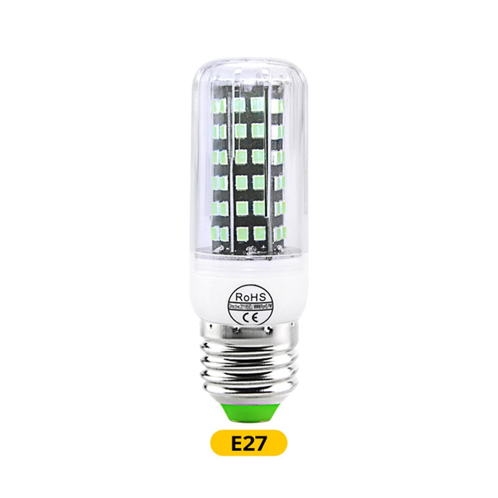 UV Lamp 7W LED UVC Bulbs Corn Lights E27/E14 Portable for Home Bedroom Bathroom
