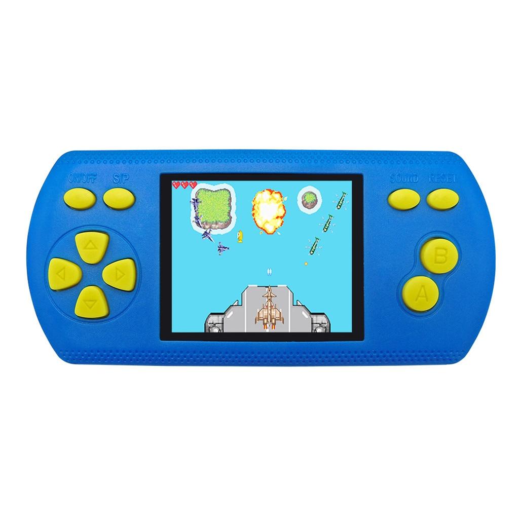 Portátil handheld game console 2.2 Polegada tela colorida embutido 200 clássico gmaes bolso ir bittboy jeux enfant educatif z1225