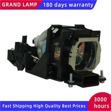 PANASONIC ET-LAB10/PT-LB10/PT-LB10U / PT-LB10S/PT-LB20/PT-U1S87/PT-U1X67 용 교체 PT-U1X87 프로젝터 램프 HAPPY BATE