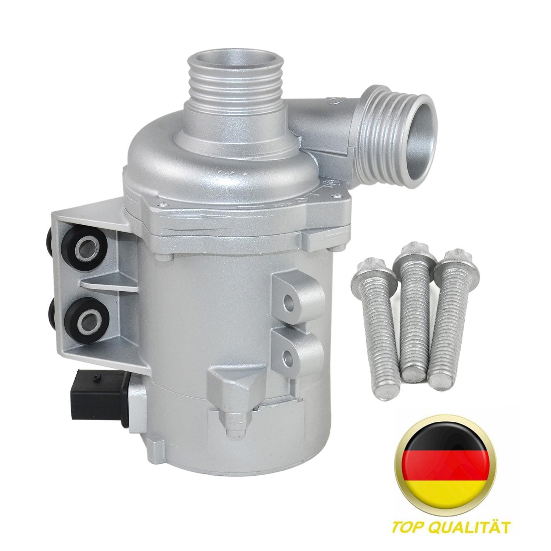 AP03 11517586925 Bomba de Água Elétrica + Parafusos Para BMW E60 E61 E81 E87 E90 E91 X3 X5 Z4 330i 325i 523i 525i 530i 630i 730i