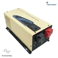 high quality low frequency home power inverter 3000w with toridal transformer dc 12v 24v 48v to ac 110v 220v free shipping