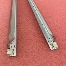 2pcs/set LED Backlight strip for Samsung UE40K5100 UA40K5100 UE40K5300AF UN40K5100 V6LF_395SFA 395SF