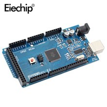 MEGA2560 메가 2560 R3 REV3 ATmega2560-16AU CH340G AVR 보드, arduino Mega 2560 R3 개발 보드와 호환되는 USB 케이블