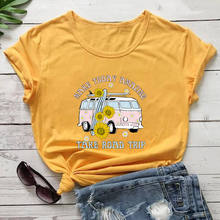 Make Today Amazing Print 100%Cotton Women Tshirt Women Funny Summer Casual Short Sleeve Top Vacation