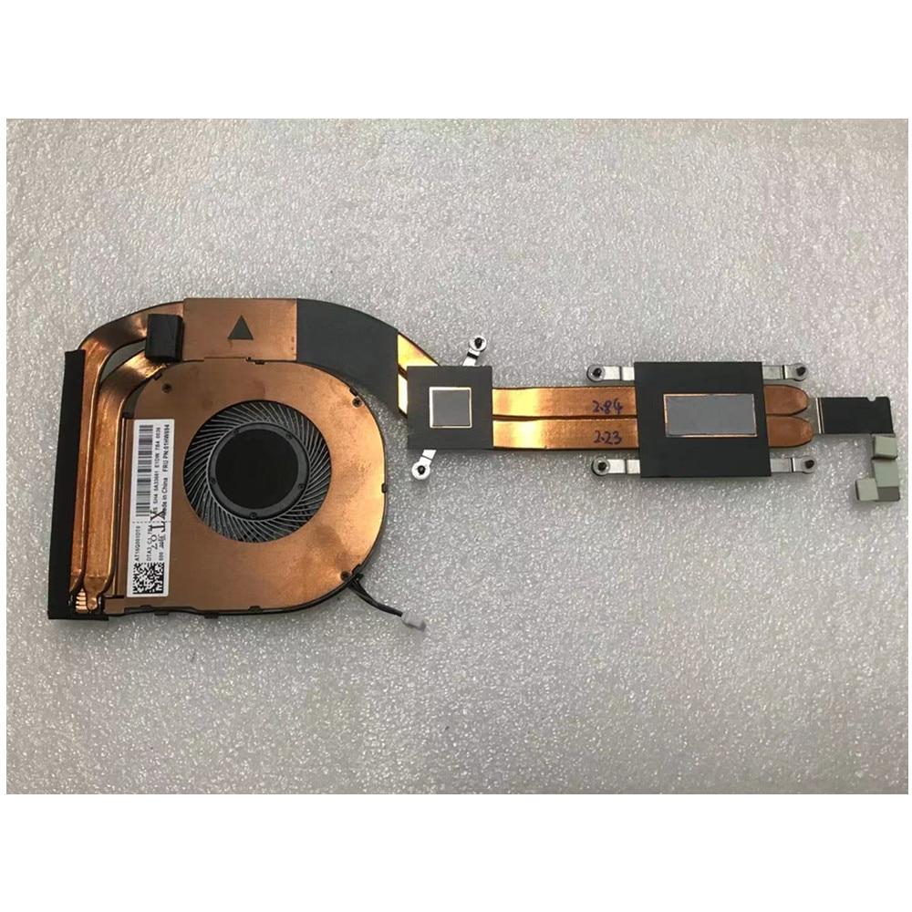 Кулер для процессора ThinkPad T480S, устройство для охлаждения дискретной видеосъемки, 01LV694 hw01694 01HW695 01HW696