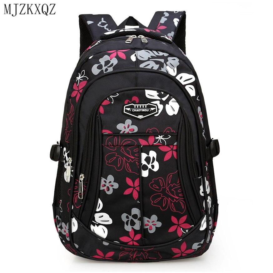 MJZKXQZ-حقائب مدرسية جديدة لتقويم العظام للأطفال ، حقيبة ظهر للأطفال ، حقيبة مدرسية الابتدائية للمراهقين ، البنات والأولاد ، حقائب ظهر مقاومة ل...