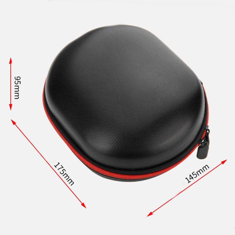 Funda de transporte rígida portátil para Edifier W820BT W828NB Auriculares auriculares PXPE