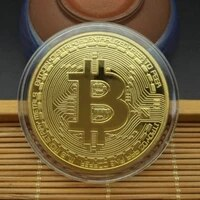 bitcoin bit collection promotional commemorative coin foreign trade gold coin commemorative gift coins collectibles