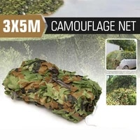 2x3 2x4 3x4 3x5 2x8m or customized hunting camping outdoor military camouflage netting blinds camo net sun shelter car covers