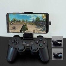 Bezprzewodowy pad do gier dla telefonu z systemem Android/PC/PS3/TV, pudełko Joystick 2.4G Joypad kontroler gier dla smartphone Xiaomi
