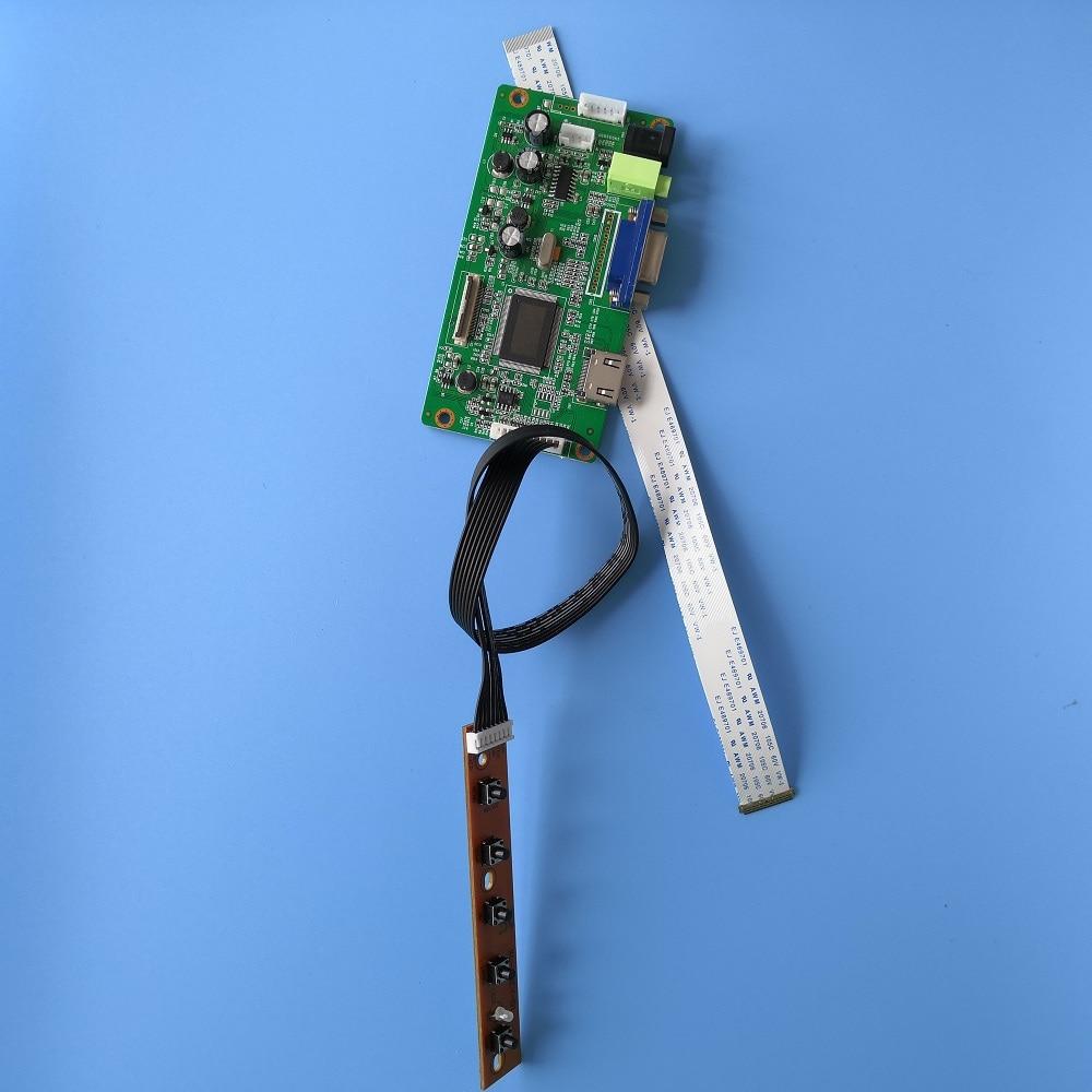 ل B156XTN07.0 HWBA سائق مراقب LCD لتقوم بها بنفسك 15.6