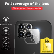 Camera lens Screen Protector Film Protective Glass For iPhone 7 8 Plus Thin Tempered Glass For iPhon