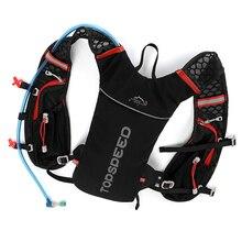 5L Сумка для бега, велосипедный рюкзак для бега, рюкзак для гидратации, мужская спортивная сумка, водонепроницаемый рюкзак для езды на велоси...