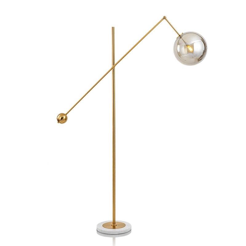 Lámpara led de pie moderna tripot, lámparas led de pared para interiores,...