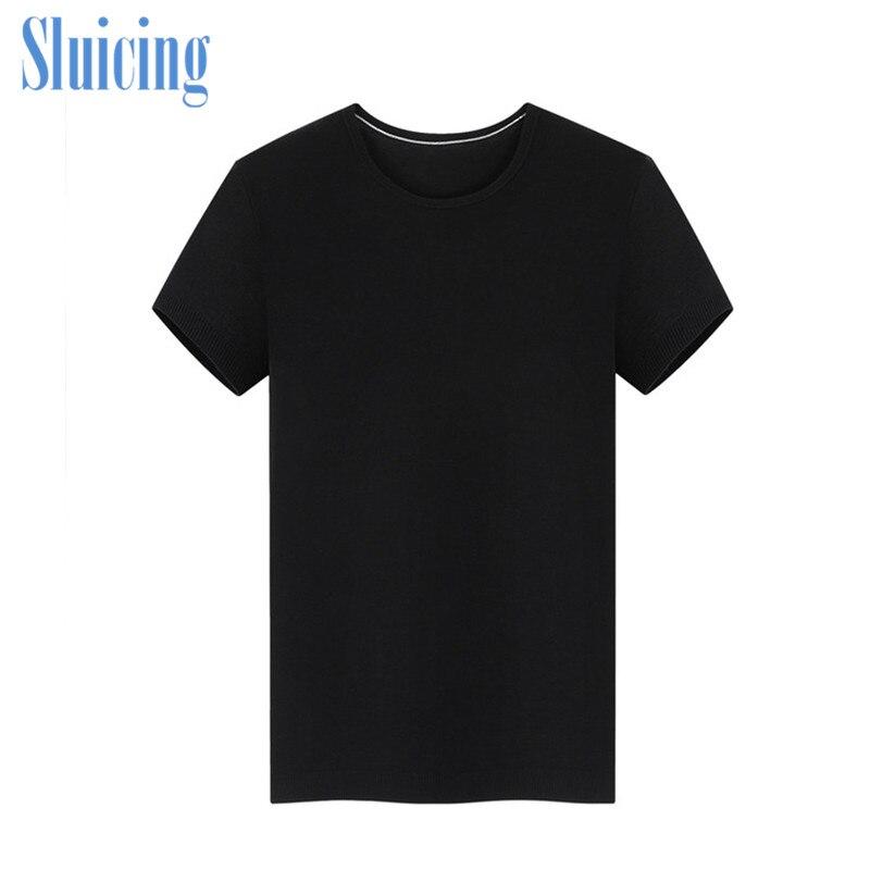 Calidad de luz 150GSM 100% lana Merino para hombre Camiseta de manga corta, camiseta de verano de lana Merino ligera