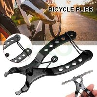 mini bicycle chain pliers bicycle chain tools magic bicycle buckle repair and disassembly accessories universal chain pliers