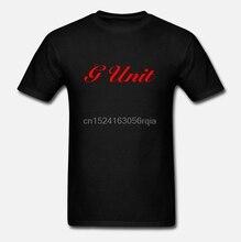 G Einheit Hemd Amerikanischen Hip Hop Gruppe 50 Cent Aufzeichnungen Schwarz Harajuku Streetwear Shirt Männer T Shirt S 2Xl