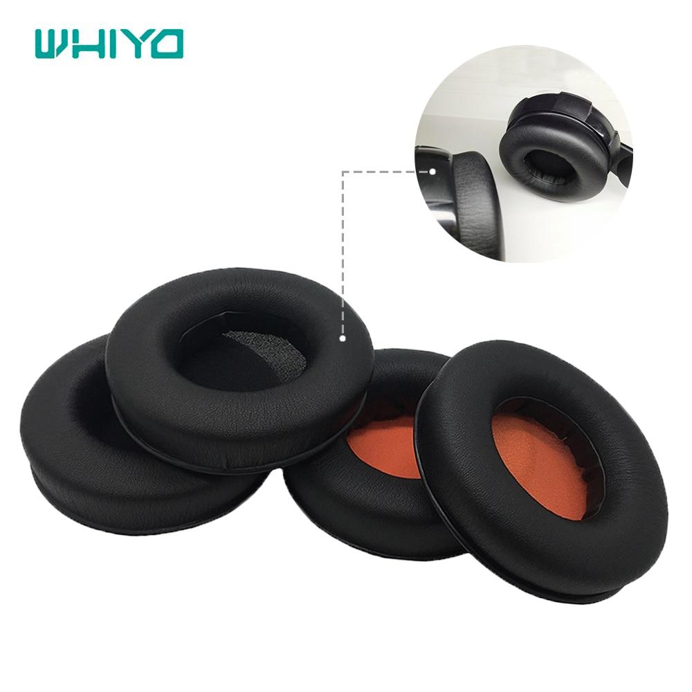 Whiyo قطع الأذن استبدال ل سنهيسر HD205II HD215 HD225 HD440 سماعات HD-205II HD-215 HD-225 HD-440