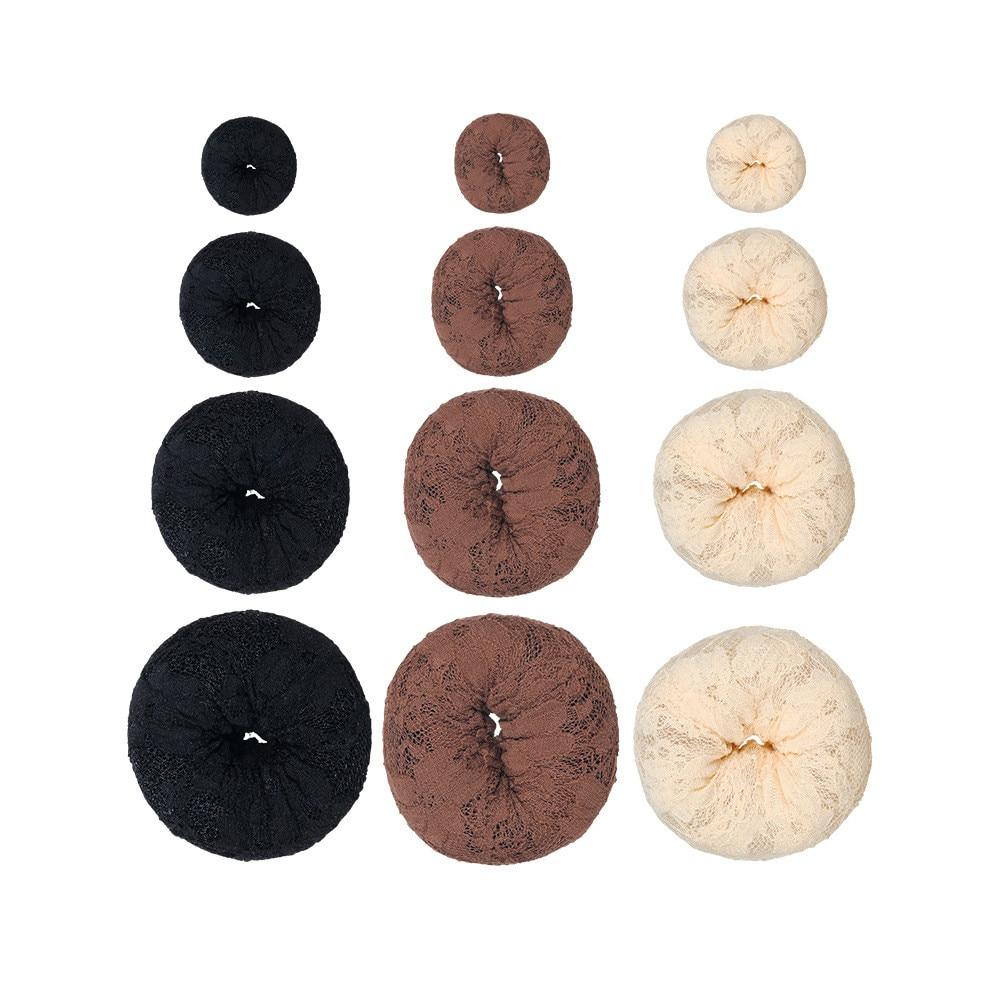 bun bun button Korea Hair Bun Donut, Donut Hair Bun Maker for Women Kids Hair Bun Maker Kit Fashion Hair Styling Accessories Donut Braiders