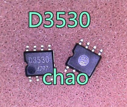 5 шт./лот BD3530 D3530 лапками углублением SOP 8 Замыкатели   