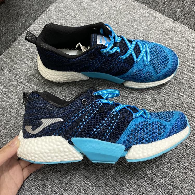 جوما الرجال لينة وحيد احذية الجري الذكور خفيفة الوزن يطير الخياطة أحذية للمشي تنفس أحذية مريحة رياضة أحذية رياضية