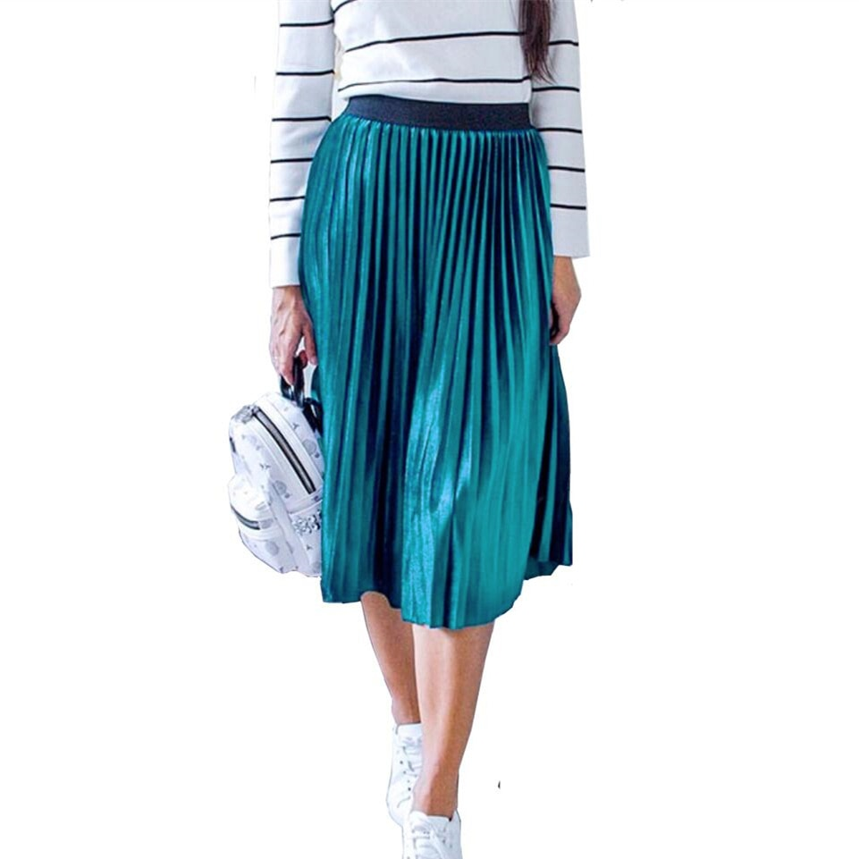 Ladies Vintage Autumn Winter Women Velvet Skirt High Waisted Elegant Sexy Skinny Black Pleated Skirts Female Maxi Skirts Womens