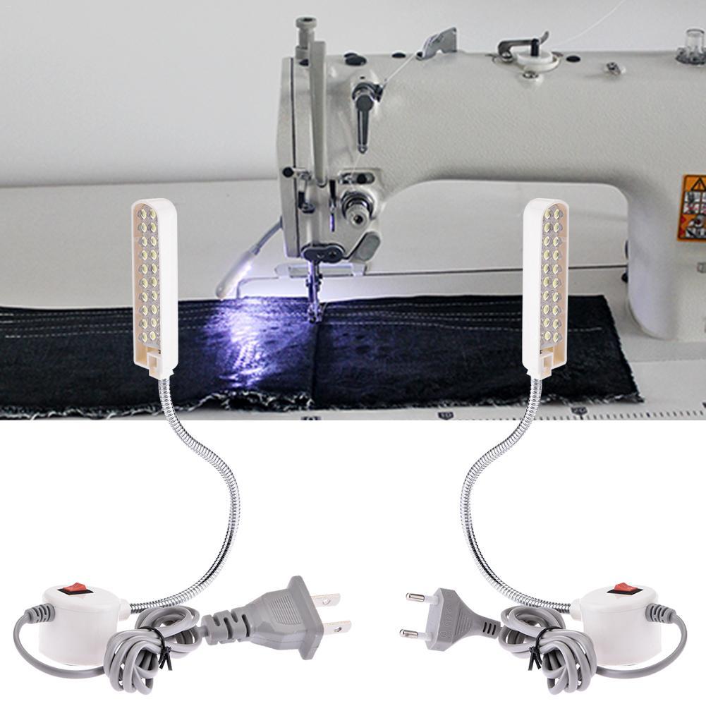 Швейная машина светодиодная подсветка для одежды освещение работы энергосберегающие лампы с магнитами промышленные светильники 30Led