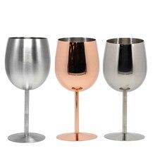 Gobelet gothique verre à vin en acier inoxydable   2 pièces, verre à boire pour la fête dhalloween, verres à vin de Style Punk, tasse à whisky, tasse à vin