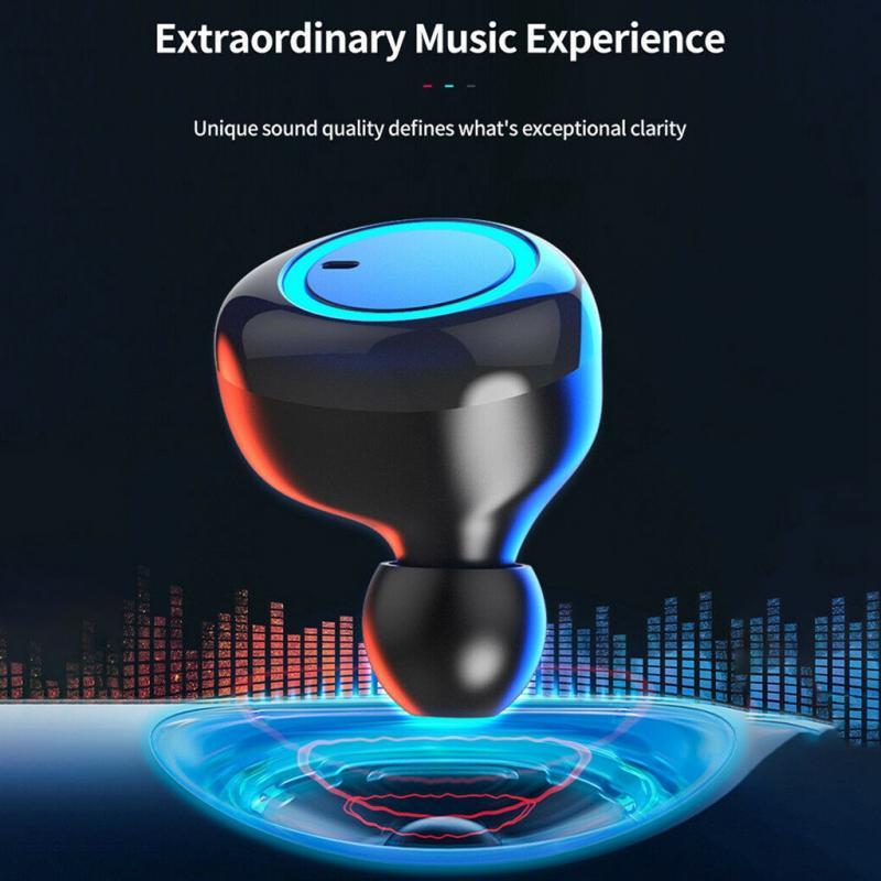 Y50 TWS Bluetooth Earphone 5.0 Wireless Headset IPX7 Waterproof Deep Bass Earbuds True Wireless Stereo Headphone Sport Earphones enlarge