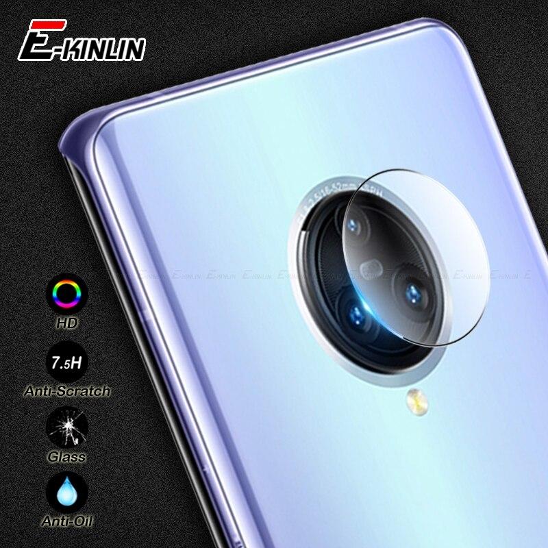 Прозрачная защитная пленка для задней камеры из закаленного стекла для BBK Vivo X21 X20 Plus UD NEX 3 A S 3S V9 Youth Z1 Z1x