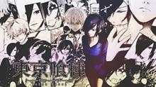 Blood Kaneki-affiche Anime Tokyo Ghoul   Affiche murale de Anime japonais, imprimés dart, 50x70 cm, sans cadre