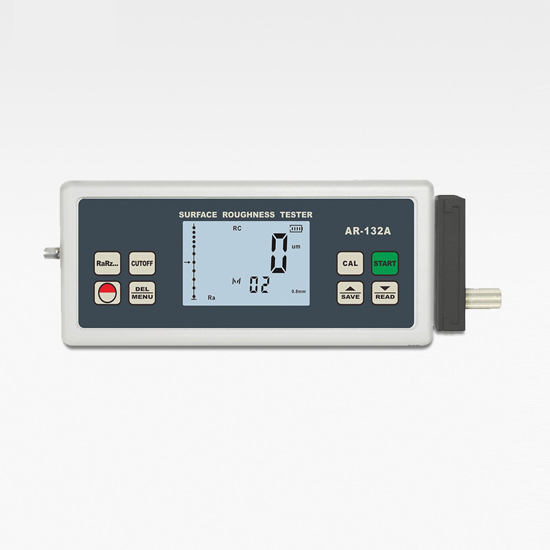 الرقمية AR-132A أداة قياس خشونة الأسطح ، را ، Rz ، Rq ، Rt أدوات قياس خشونة متر متطورة للغاية