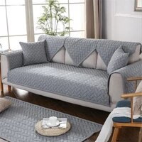 living room sofa cover protective cover simple solid elastic chair cushion sofa cover sofa cushion sofa towel home decoration