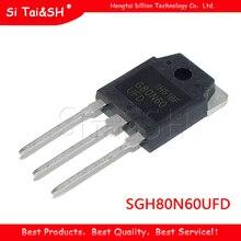 1Pcs SGH80N60UFD G80N60 80N60 80A 600V TO-3P Ultrasnelle Igbt Nieuwe Originele