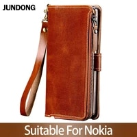 for nokia x6 3 5 6 7 9 5 1 2 2 4 2 3 2 7 1 5 1 105 2017 case multifunction wallet phone bag high quality purse