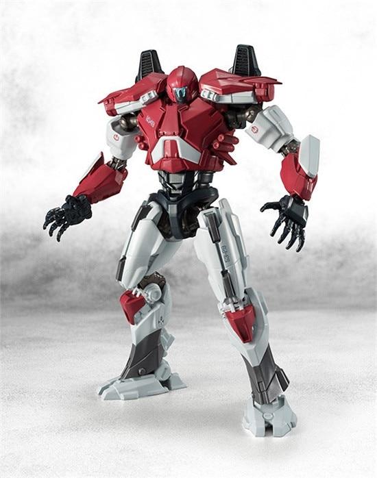 PacificRim: Uprising MechWarrior ROBOT Guardian Bravo Figure Toys 16cm