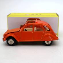 Atlas 143 Dinky jouets 011500 2CV Citroen moulé sous pression voiture modèles Collection