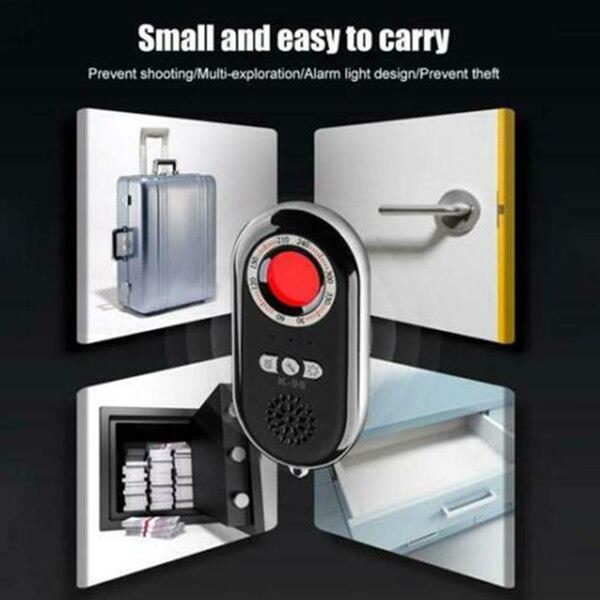 كاشف الأشعة تحت الحمراء متعدد الوظائف ، كاشف الكاميرا غير المرئي ، جهاز الأمان ، NC99